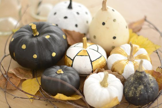 coloquintes d'halloween