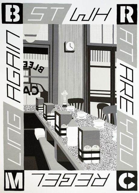 Print Club London | shop | the_wild_one