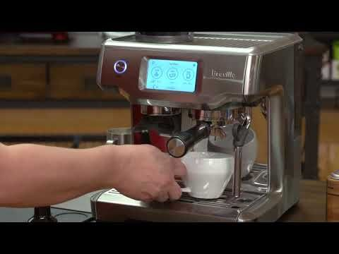 Idrinkcoffee Com Review Breville Barista Touch Bes880bbs Youtube Breville Barista Touch