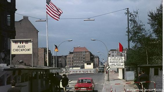 fall of the Berlin wall, DW Unterrichtsreihe