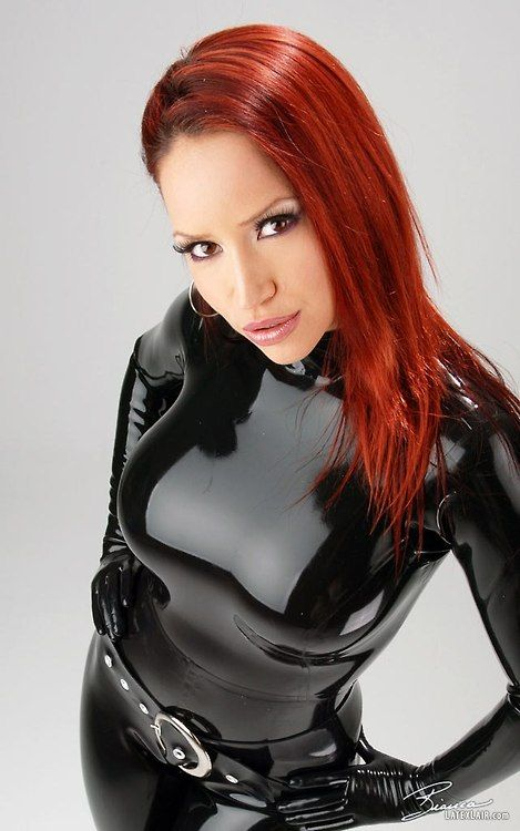 ffncollector: Latex Pinup Bianca Beauchamp …. more at...