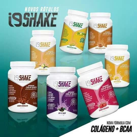 O i9 Shake proporciona uma vida saudável com muito mais sabor! Esse produto é um aliado para quem quer perder, manter ou ganhar peso com saúde. Com nutrientes balanceados e alto teor de proteínas, seu consumo fornece aminoácidos, antioxidantes, fibras, vitaminas e sais minerais essenciais ao organismo. Ele é zero colesterol, não contém glúten, lactose e frutose. Escolha seu sabor predileto e experimente a nova fórmula com Colágeno e BCAA! #i9suavida #i9life #i9shake #vidasaudável