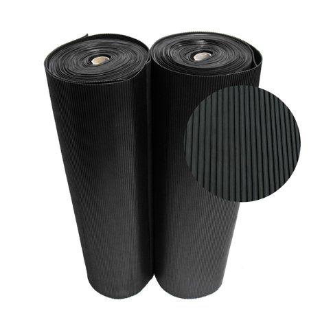 Rubber Cal Ramp Cleat Non Slip Outdoor Rubber Mats 1 8 In X 3 Ft X 20 Ft Floor Mat Walmart Com Rubber Door Mat Rubber Ramp Rubber Mat