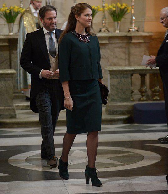 Te Deum for Prince Oscar,Duke of Skåne: