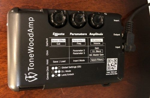 Tonewood Tonewood Amp Effects Imperial Guitar Soundworks Signal Processor Guitar Effects Amp