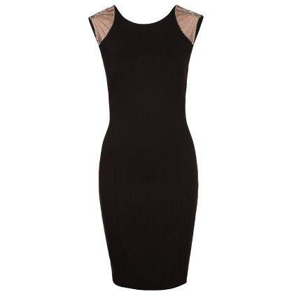 Kleid 59,95 € ♥ Hier kaufen: http://www.stylefruits.de/kleid-mit-verzierung-mintundberry/p4672861