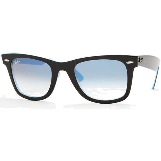 blue ray ban wayfarer sunglasses  ray ban