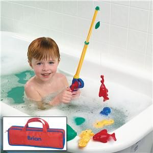 Fishing Set in Personalized Case-SOOO CUTE