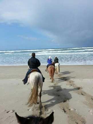 Horseback Riding Rockaway Beach Oregon The Best Beaches In World