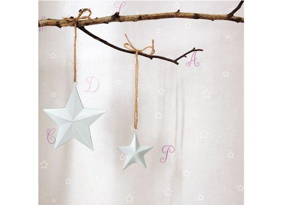 Collection DOUCE NUIT. Enfance, goût, douceur, univers enchanteurs, poétiques, blanc, beige, papier-peint