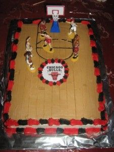 Boys have a bday coming up and they want a bulls party!