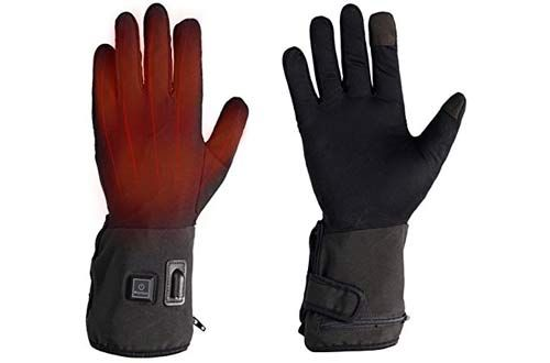 Venture 12 Volt Heated Motorcycle Glove Heated Gloves Gloves Warm Gloves