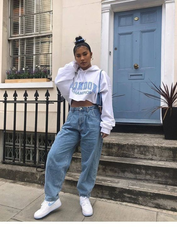 Street Style Outfit Miladies Net Streetwear Fashion Women Fashion Inspo Outfits Aesthetic Clothes
