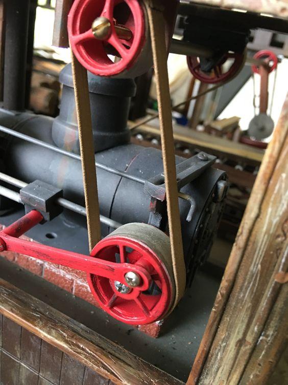 boiler pulley