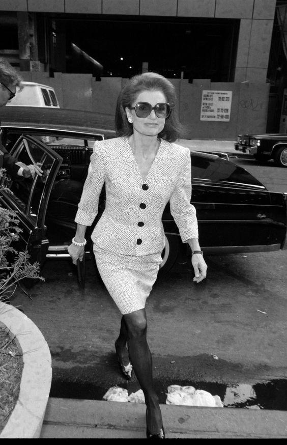 Jackie Kennedy 1990
