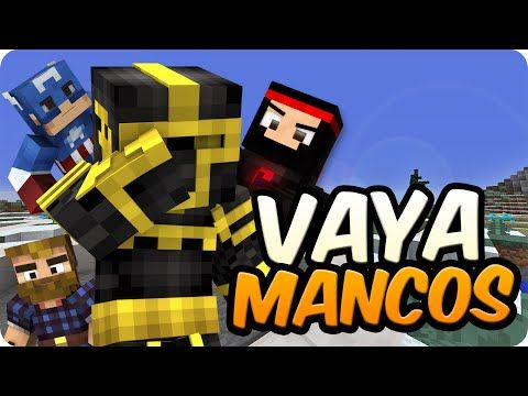 Los Youtubers Mas Mancos Construyendo De Minecraft Youtube Con