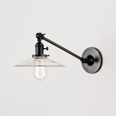 Orbit Wall Sconce Schoolhouse Electric And Supply Co : Princeton Junior Wall Sconce Light Fixture Schoolhouse Electric & Supply Co. Boys Bed & Bath ...