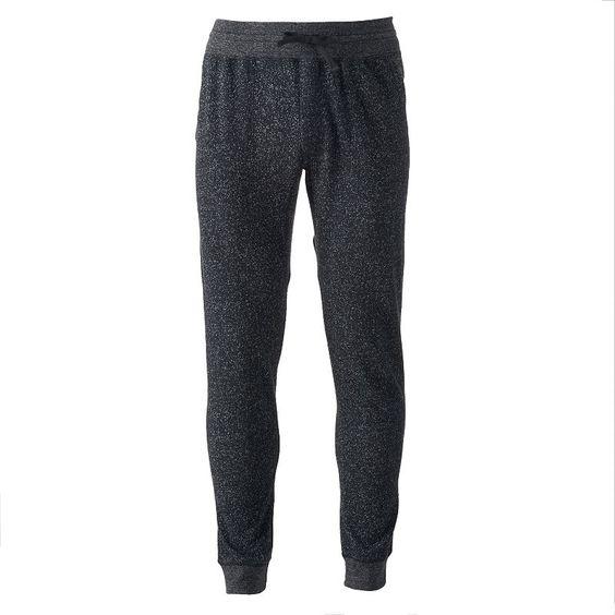 Men's Tony Hawk® Knit Joggers, Dark Grey