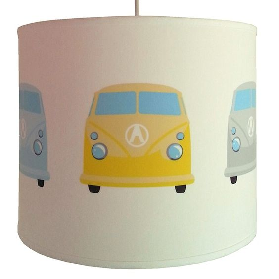 Lampenkap VW busjes