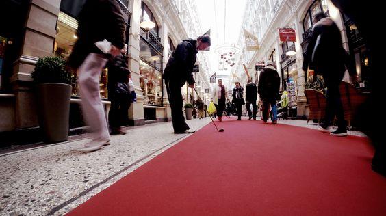 Indoor Golf The Hague Golf Academy