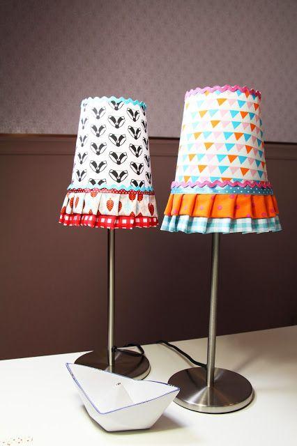 Hübsche Lampenschirme