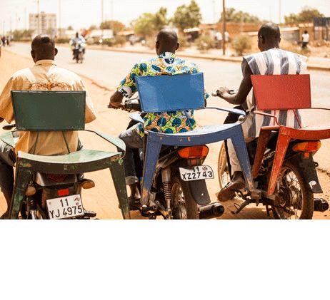 Styling | Cathy O'Clery |Burkina Faso | Photo David Crookes