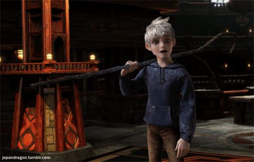 rotg rise of the guardians // Is that so? / Oh really? / Yeah? / How 'bout that.