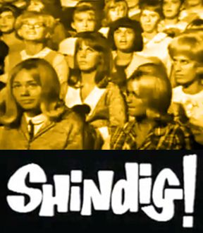 Shindig.....A rock and roll musical variety show hosted by DJ Jimmy O'Neill from Los Angeles.