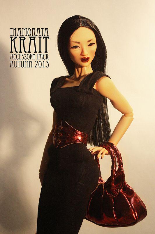 Krait - Inamorata Accessory Pack A/W 2013