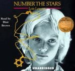 """Number the Stars, another great """"young adult"""" but anyone can read by Lois Lowry. Sometimes those young adult books are very adult!!"""