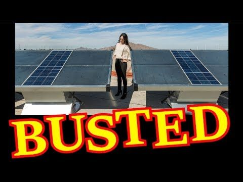 Zero Mass Water Busted Youtube With Images Water Projects Roof Solar Panel Van Life