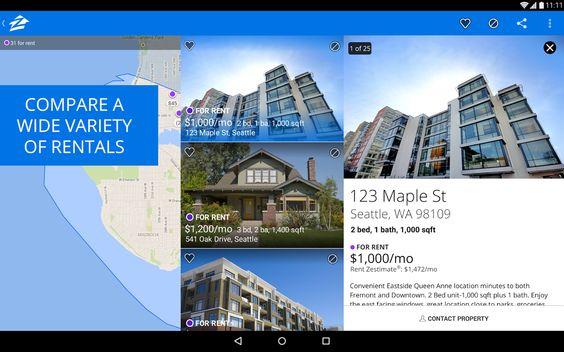 Zillow Rentals - Houses & Apts - screenshot