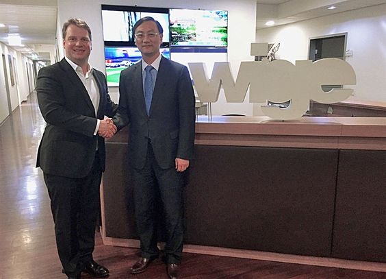 Wige Media wird Partner der Alibaba Sports Group: Film-TV-Video