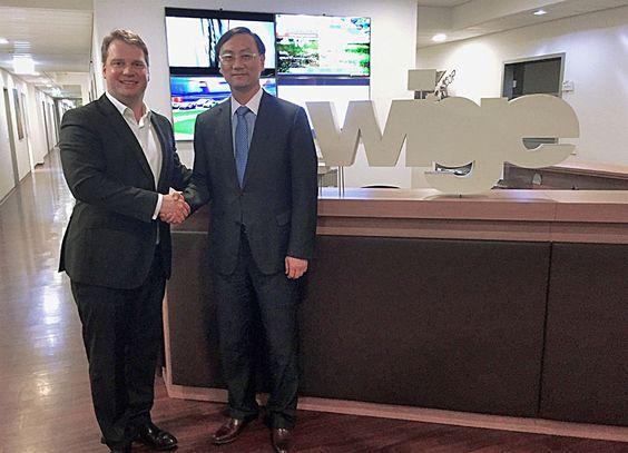 Wige Media wird Partner der Alibaba Sports Group: Film-TV-Video