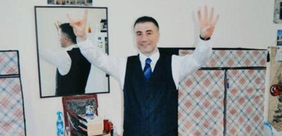 Sedat Peker de Rabia işareti yaptı - www.oncahaber.com
