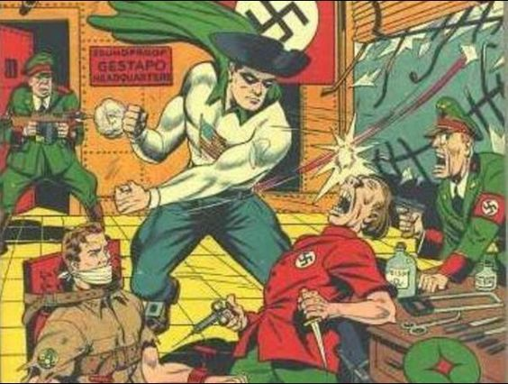 Image result for golden age the fighting yank