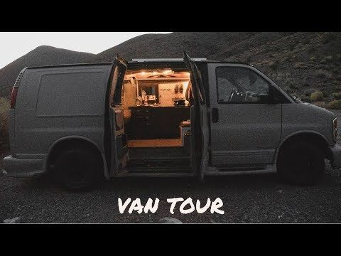 Converted Chevy Express Van Tour Ultimate Stealth Van Based