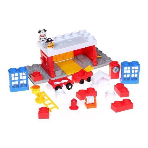 little people firehouse playset liam pinterest little people