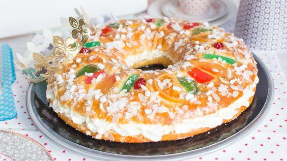 Roscón de Reyes - Receta - María Lunarillos | tienda & blog