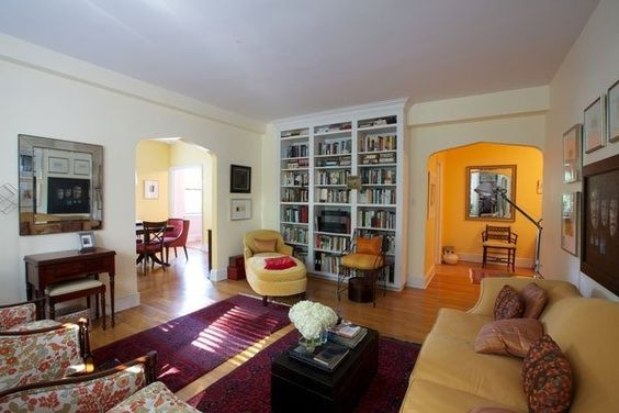 Victoria & Michael's Sunny Art-Filled Home in DC