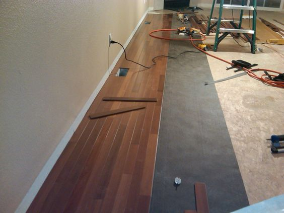 how-do-you-install-wood-flooring | Flooring | Pinterest | Flooring  installation - How-do-you-install-wood-flooring Flooring Pinterest Flooring