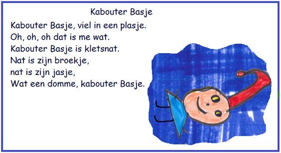 Kabouter Basje - opzegversjes - digibordonderbouw.nl