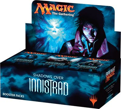 Shadows Over Innistrad Magic Booster Box - Shadows Over Innistrad Magic Booster Box - Shadows Over Innistrad Magic Booster Box