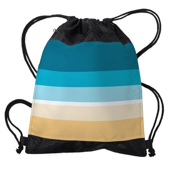 Beachy drawstring back pack