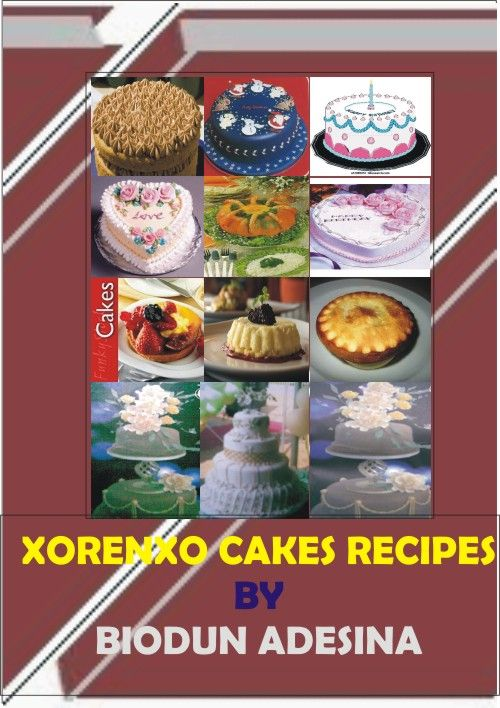The ebook is all about the simplest ways to bake cake to the delight of gcake lovers-http://fiverr.com/users/xorenxo/manage_gigs