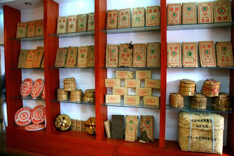 Chinese-English of the names of Dark Tea - chinese loose tea and teaware wholesale, buy bulk and loose china tea