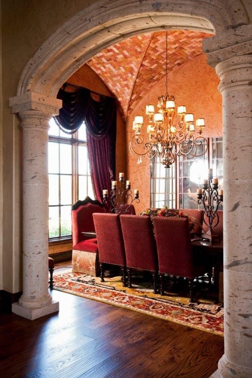 Mediterranean Style Homes Home And Design Firms On Pinterest