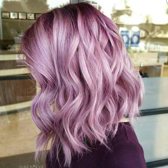 Hair-trend 2018  ecco i 7 colori dell estate per un look effetto wow ... ebe71be89e49