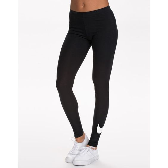 Nike, Trousers and Black nikes on Pinterest