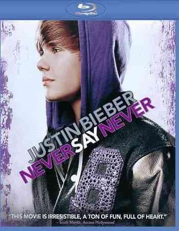 The documentary JUSTIN BIEBER: NEVER SAY NEVER follows the teen idol as he prepares for